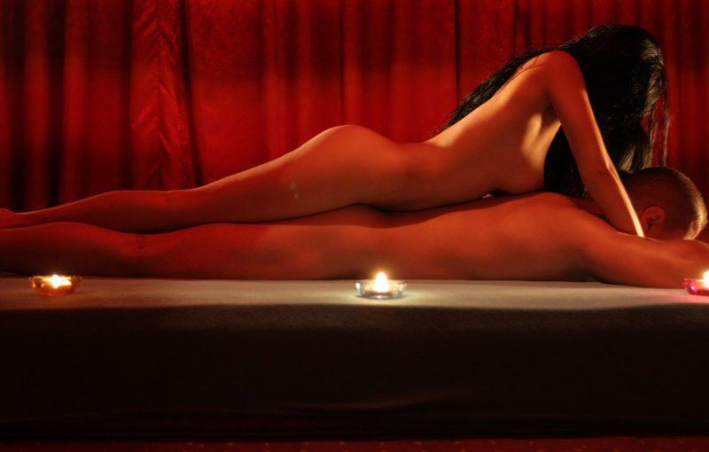 Masaje erótico lingam Valencia
